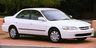 2000 honda accord sdn values nadaguides