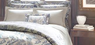 Gray Paisley Duvet Cover Ravello Paisley Luxury Bedding Inspiration Luxe