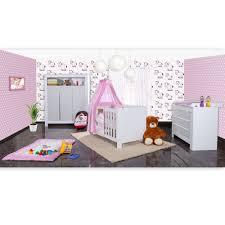 babyzimmer grau wei babyzimmer felix in weis grau 21 tlg mit 3 türigem kl prestij
