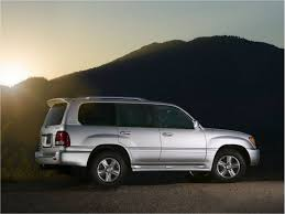 lexus lx 470 car price lexus lx470 car reviews catalog cars