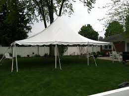 white tent rentals peak white tension tents grand rapids tent rentals