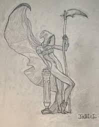 grim reaper drawings page 5 of 6 fine art america