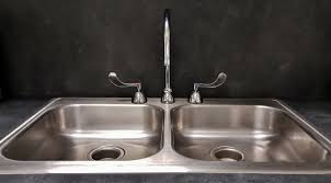 How To Clear A Kitchen Sink Blockage by Clogged Sink Remedies How To Repair Kitchen Sink At Home