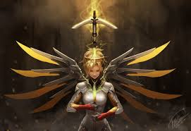 halloween mercy 4k background 1661 overwatch hd wallpapers backgrounds wallpaper abyss page 6