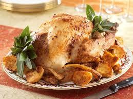 Recipes For Roast Turkey Thanksgiving Colman U0027s Orange And Smoky Bacon Roast Turkey Recipe