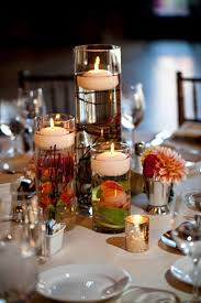 candle centerpiece wedding floating candle centerpiece fair wedding centerpieces 50th