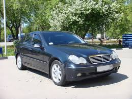 2001 mercedes benz c class information and photos zombiedrive