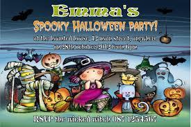children u0027s halloween invitations u2013 halloween wizard