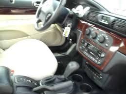 2003 Chrysler Sebring Interior 2003 Chrysler Sebring Convertible Youtube