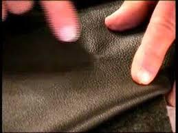 comment réparer un canapé en cuir déchiré réparation du cuir 1