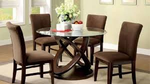 Circle Dining Table And Chairs Astonishing Circular Dining Room Tables 37 For With Circle Table