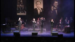 rat pack live christmas party youtube