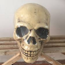 Halloween Props Aliexpress Com Buy Halloween Skull Halloween Decorations Holiday