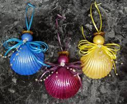 seashell ornaments interior designing ideas