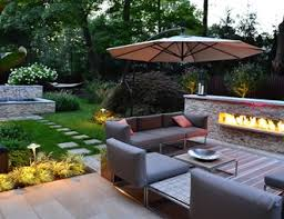 Outdoor Patio Fireplace Designs Outdoor Fireplace Pictures Gallery Landscaping Network