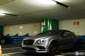 green bentley 2017 bentley continental supersports coupé 2018 20 june 2017 autogespot