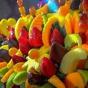 fruit flowers delivery s edible fruit flower arrangements 14 photos florists