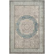 light blue gray gray and teal area rug 7 photos home improvement