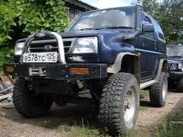 jeep daihatsu daihatsu feroza history photos on better parts ltd