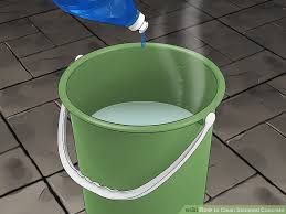 How To Clean Colored Concrete Patio 3 Ways To Clean Stamped Concrete Wikihow