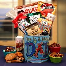 fathers day basket in a million s day gift basket