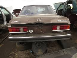 junkyard find 1978 mercedes benz 300d the truth about cars