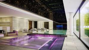 9 luxurious bedroom in spanish homes with indoor u0026 outdoor pools