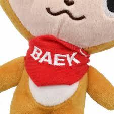 kpop exo xoxo planet 2 fluffy plush toy dolls car home decor