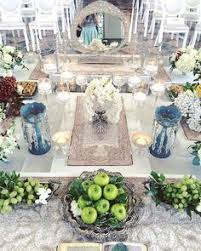 wedding sofreh aghd gold espand esfand flower for a wedding table sofreh