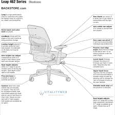 Steelcase Move Chair Steelcase Leap Work Stool Office Desk Chair