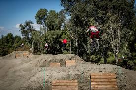 Bmx Backyard Dirt Jumps Lake Cunningham Bike Park Hosts Big Names For Final Building Phase