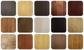 bamboo flooring colors