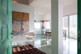 a colorful tel aviv apartment by sea design milk