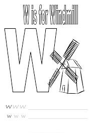 letter w worksheets for kindergarten letter w worksheets for