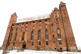 laser scanning and architectural documentation of castle gniew