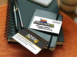 Commercial Business Card Printer Arizona Utility Contractor U0027s Association Graphic Ideals