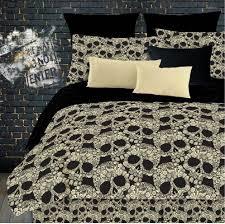 Teen Comforter Set Full Queen by Bags Handsome Skull Bedding For Girls Comforter Set Twin Full