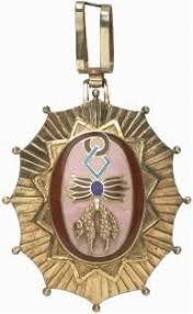 order of the golden fleece austrian insignia václav mericka