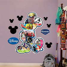 bemagical rakuten store global market disney mickey mouse decals stickers parallel import goods