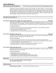 resume templates sles resume templates car salesman descriptionple best of it sales