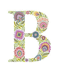 Monogram Letter B 805 Best B Is For Blessings Images On Pinterest Lyrics Alphabet