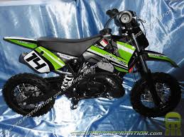 50cc motocross bikes pocket bike mini moto cross atomic tnt 50cc 10 10 black and green