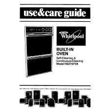 ge monogram oven manual built in oven whirlpool built in oven manual