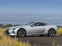 lexus lc luxury coupe lexus lc 500 2018 pictures information u0026 specs