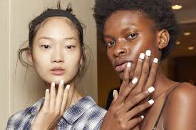 the best nail polish colors and trends for spring 2017 glamour