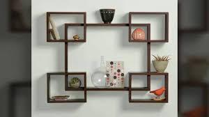 Designer Wall Shelves by Wall Shelves Designs Youtube