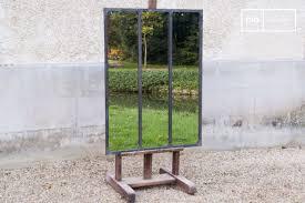 fenetre metal style atelier miroir industriel le style verrière d u0027atelier
