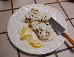 the spice garden roasted swordfish with ina u0027s caesar dressing sauce