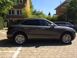 Porsche Macan Black Wheels - base 18 rims porsche macan forum
