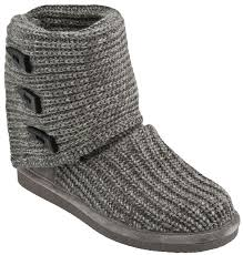 womens knit boots bearpaw knit boots planetshoes com